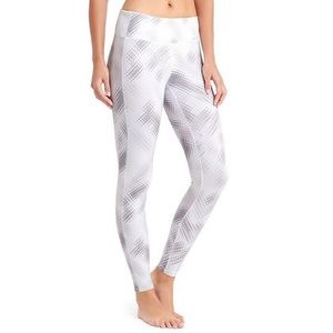 Athleta | Superluxe Printed Tights Size XS